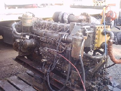 ENGINE FOR BOAT